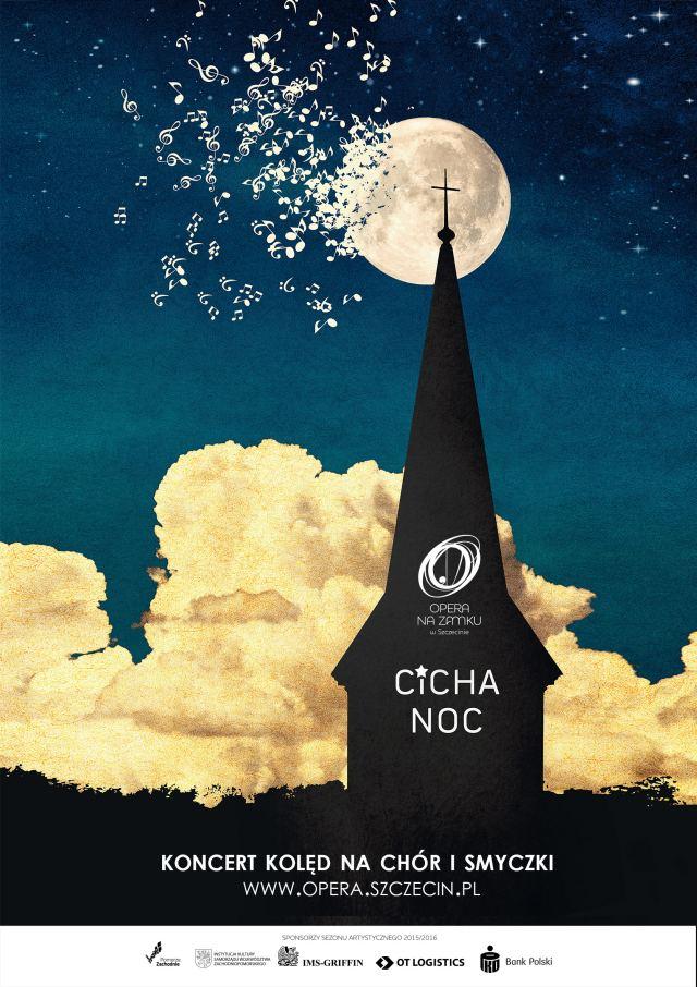 2015 Cicha Noc Koncert na chór i smyczki w Szczecinie