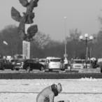 09.01.2016. Szczecin na co dzień - galeria fotografii życia codziennego w Szczecinie.