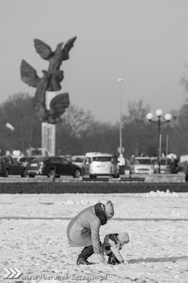 Fotografia. Szczecin na co dzień 09.01.2016