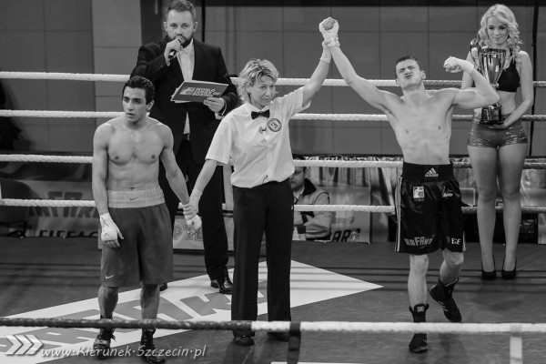 World Series of Boxing Polska vs Rosja, Szczecin 30.01.2016