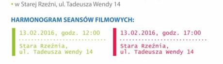13-14.02.2016 Festiwal Filmów Żeglarskich Jachtfilm w Szczecinie