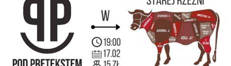 17.02.2016 , Tusza na ramieniu w wykonaniu Szczecińskiej Grupy Improwizacyjnej Pod Pretekstem