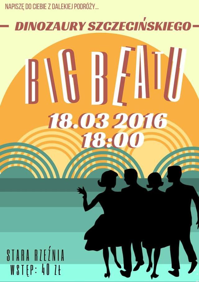 18.03.2016 Szczecin, koncert Dinozaury Szczecińskiego Big Beatu