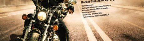 28.04.2016 Moto Rocker Party, Szczecin