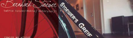 24.05.2016 spotkanie - Berhard Stoewer - twórca szczecińskiej motoryzacji