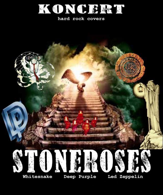 Stoneroses, koncerty w Szczecinie