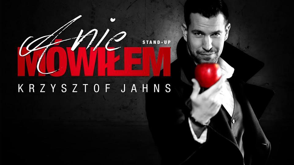 ARCHIWUM. Szczecin. Wydarzenia. 23.05.2016. Stand-Up. Krzysztof Jahns: A NIE MÓWIŁEM @ Browar Polski