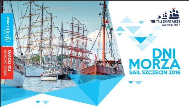 ARCHIWUM. Szczecin. Imprezy. Wydarzenia. Koncerty. 10-12.06.2016. Dni Morza – Sail Szczecin 2016