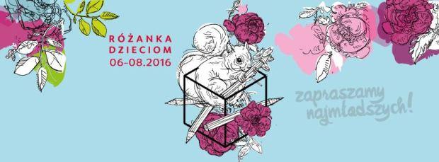 Różanka dzieciom 2016