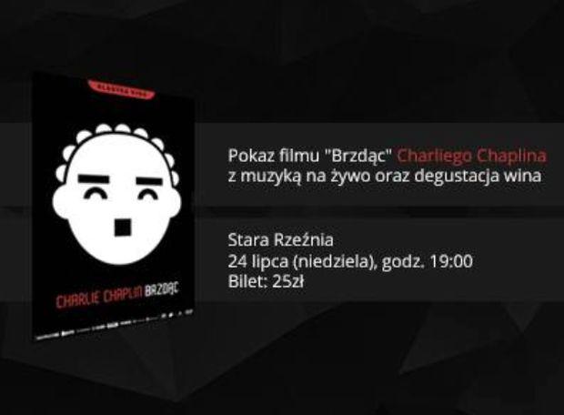 24.07.2016 pokaz filmu Brzdąc, Stara Rzeźnia