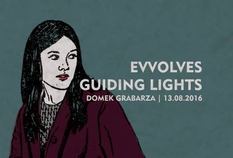 13.08.2016 koncert Evolves + Guiding Lights, Domek Grabarza