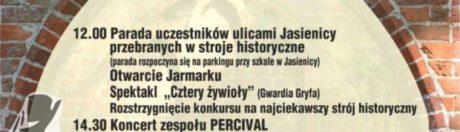 27.08.2016 Jarmark Augustiański, Police-Jasienica