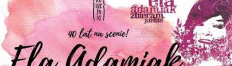 25.09.2016 koncert Ela Adamiak Stara Rzeźnia