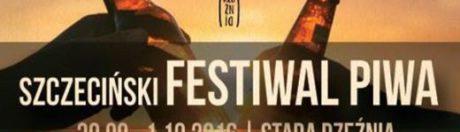 Szczeciński Festiwal Piwa 2016