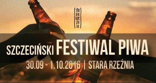 ARCHIWUM. Szczecin. Imprezy. Wydarzenia. 30.09-01.10.2016. Szczeciński Festiwal Piwa @ Stara Rzeźnia
