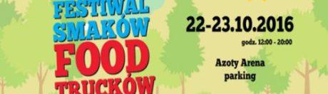 22-23.10.2016 II Szczeciński Festiwal Smaków Food Trucków