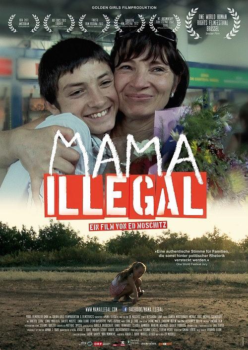 """ARCHIWUM. Szczecin. Kino. Wydarzenia. 28.10.2016. Film: """"Mama Illegal"""" @ Biblioteka Filia nr 54 [ProMedia]"""