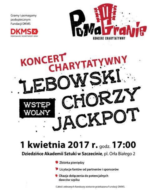 ARCHIWUM. Szczecin. Koncerty. Wydarzenia. 01.04.2017. PomaGranie @ Akademia Sztuki