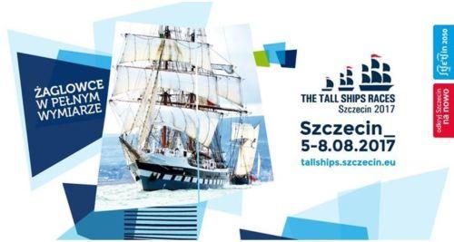 ARCHIWUM. Szczecin. Imprezy. 04-08.08.2017. The Tall Ship Races Szczecin 2017 – Finał Regat Wielkich Żaglowców @ Szczecin