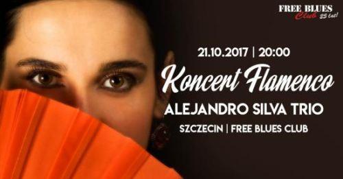 22.10.2017 Alejandro Silva Trio, koncert flamenco