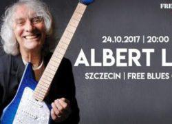 24.10.2017 Albert Lee, koncert w Szczecinie