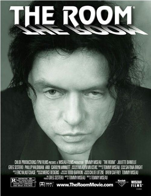 film The Room, kino Szczecin
