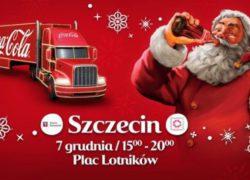 2017.12.07 Mikołaj Coca Cola w Szczecinie