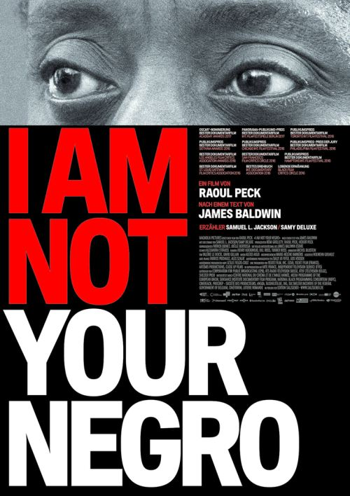 I am not Your Negro, kino Szczecin
