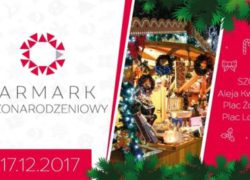 Jarmark Bożonarodzeniowy, Szczecin 2017