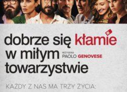 dobrze się kłamie w miłym towarzystwie, kino Szczecin