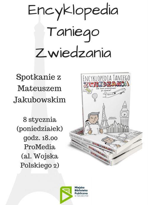 01.08.2018 spotkanie autorskie z Mateuszem Jakubowskim
