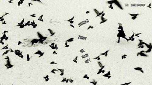 13.01.2018 koncert Hanako, Zwidy, Nie Najn Niet