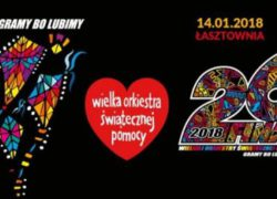14.01.2018 Szczecin - Łasztownia, Finał Wielkiej Orkiestry Świątecznej Pomocy