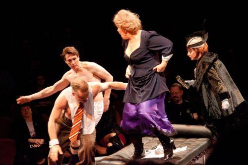 spektakl Hiszpańska mucha, teatr Szczecin 2