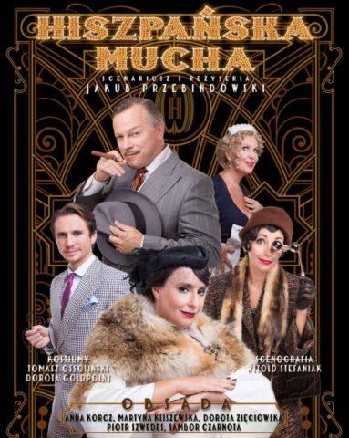 spektakl Hiszpańska mucha, teatr Szczecin