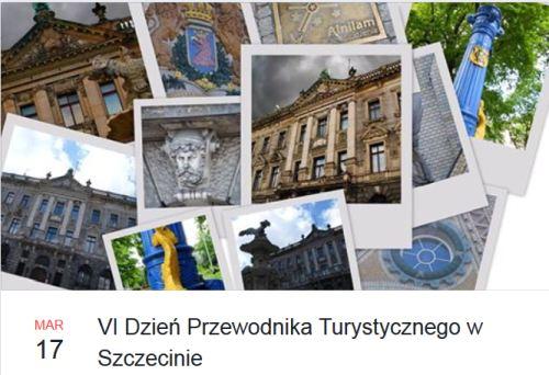 ARCHIWUM. Szczecin. Wydarzenia. 17.03.2018. VI Międzynarodowy Dzień Przewodnika Turystycznego w Szczecinie
