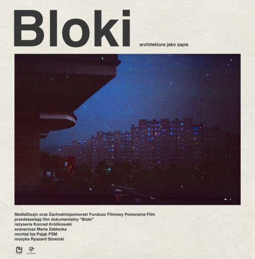 film Bloki, kino Szczecin - Konrad Królikowski