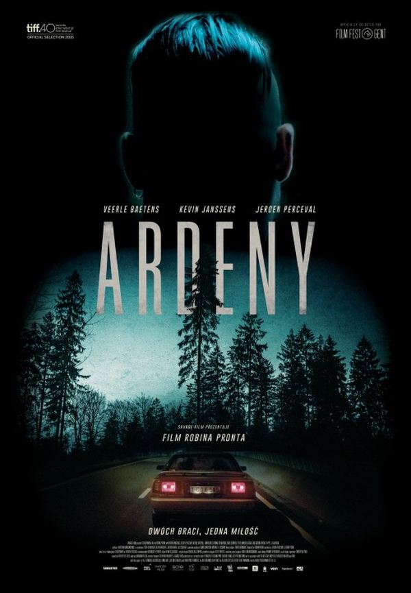 film Ardeny, kino Szczecin