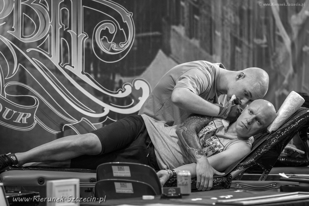 Szczecin. FOTOREPORTAŻ. 08-09.09.2018. Szczecin Tattoo Convention 2018 – Szczecińska Konwencja Tatuażu 2018 @ Arena Szczecin