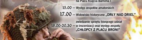22.09.2018 Orły nad Driel, rekonstrukcja historyczna Gryfino
