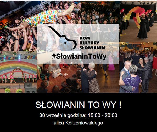 """ARCHIWUM. Szczecin. Imprezy. Wydarzenia. 30.09.2018. Piknik artystyczny """"Słowianin to Wy!""""  @ Dom Kultury Słowianin"""