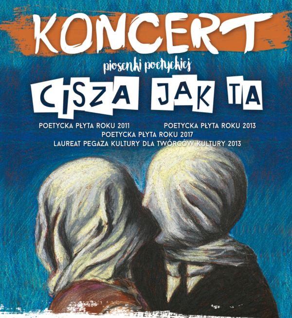 Cisza jak ta, koncerty w Szczecinie