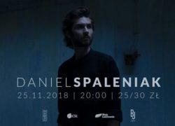 25.11.2018 Daniel Spaleniak, koncert w Szczecinie