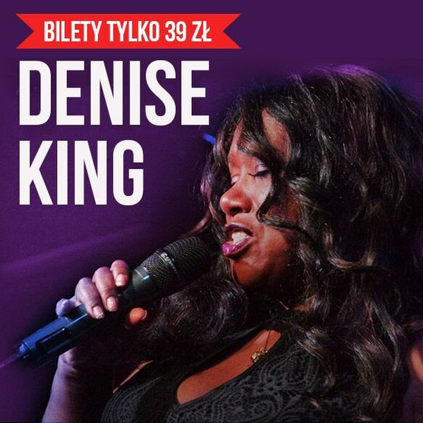 ARCHIWUM. Szczecin. Koncerty. 10.11.2018. Denise King & Tony Match Trio @ Free Blues Club