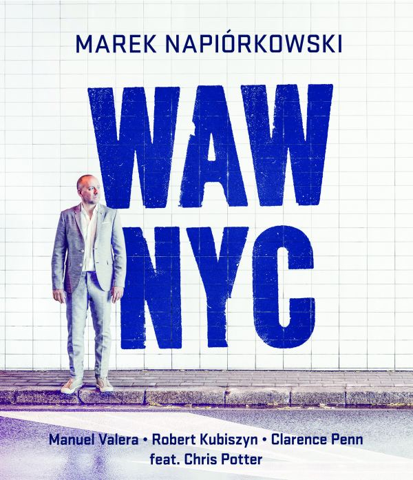 ARCHIWUM. Szczecin. Koncerty. 07.11.2018. Marek Napiórkowski WAW-NYC @ Stara Rzeźnia