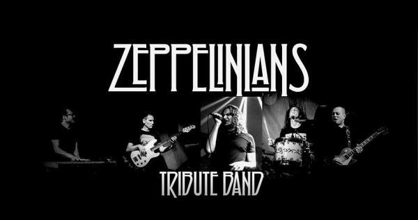 ARCHIWUM. Szczecin. Koncerty. 17.11.2018. Zeppelinianas – tribute to Led Zeppelin @ Free Blues Club
