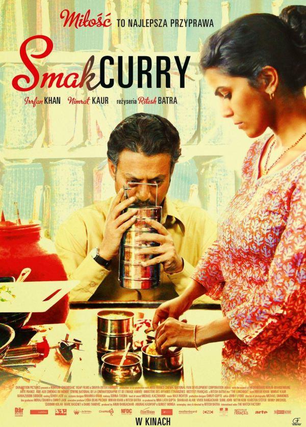 film Smak curry, kino Szczecin