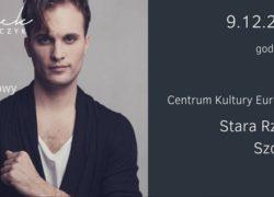 09.12.2018 Janek Traczyk, koncert w Szczecinie