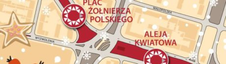Jarmark Bożonarodzeniowy 2018, Szczecin - Aleja Kwiatowa