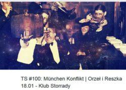 18.01.2019 München Konflikt + Orzeł i Reszka, koncert w Szczecinie